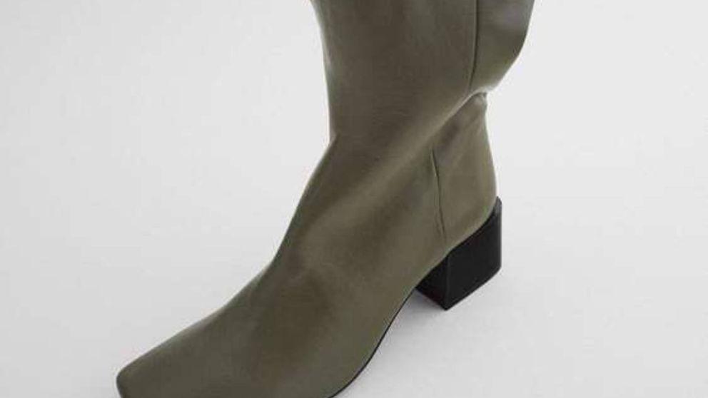 Zara acaba de poner a la venta los botines de tendencia más cool de la temporada