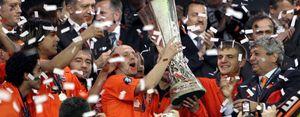 El Shakhtar logra para Ucrania el primer título europeo