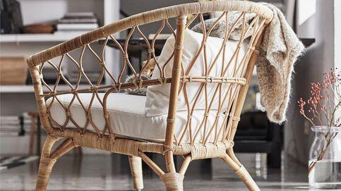 El nuevo sillón de Ikea es perfecto para la terraza, pero también triunfa en el salón