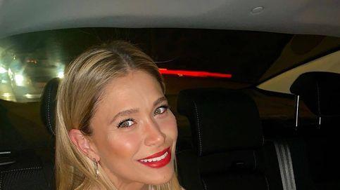 Carla Pereyra, mujer de Simeone, se 'regala' un cuadro de 80.000 € tras ser mamá