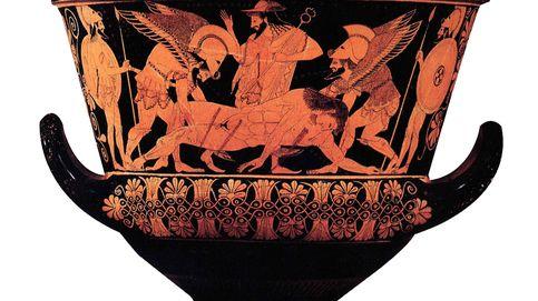 ¿Por qué los griegos pintaban gente roja en vasijas negras? Una respuesta inesperada