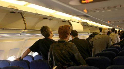 La mujer considerada como la peor pasajera de avión del mundo