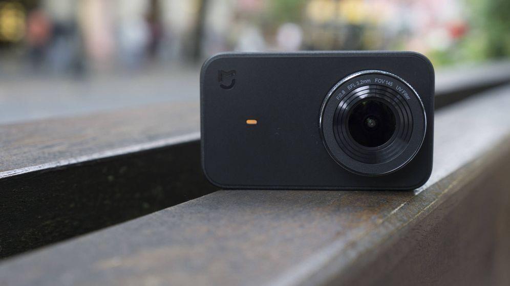 Foto: Xiaomi Mijia Mini 4K (Foto: Z. A.)