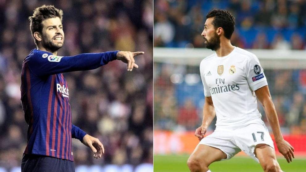 La respuesta de Arbeloa a Piqué: Cómo para tener más secciones