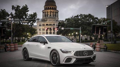 El espectacular Mercedes deportivo y familiar con etiqueta Eco
