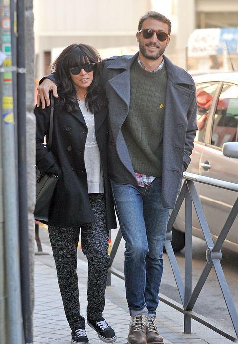 Foto: La cantante y Pedro Castro, en una fotografía reciente (I.C)