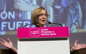 UPyD intenta cerrar su crisis entre acusaciones y teorías conspirativas