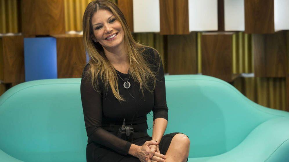 Foto: Ivonne Reyes, durante una gala de 'Gran Hermano VIP'.