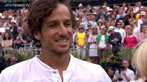 El divertido discurso de Feliciano López: Ahora puedo decirle a mi novia que soy un tenista decente