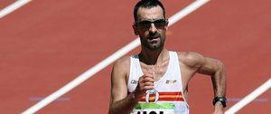 Bragado entra en la historia del atletismo al lograr la clasificación para su undécimo Mundial
