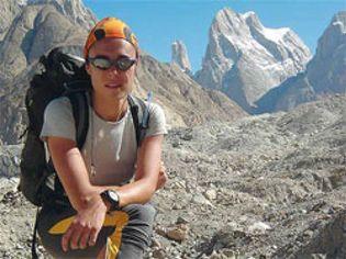 Foto: La Federación coreana no valida la cima del Kanchenjunga a Miss Oh
