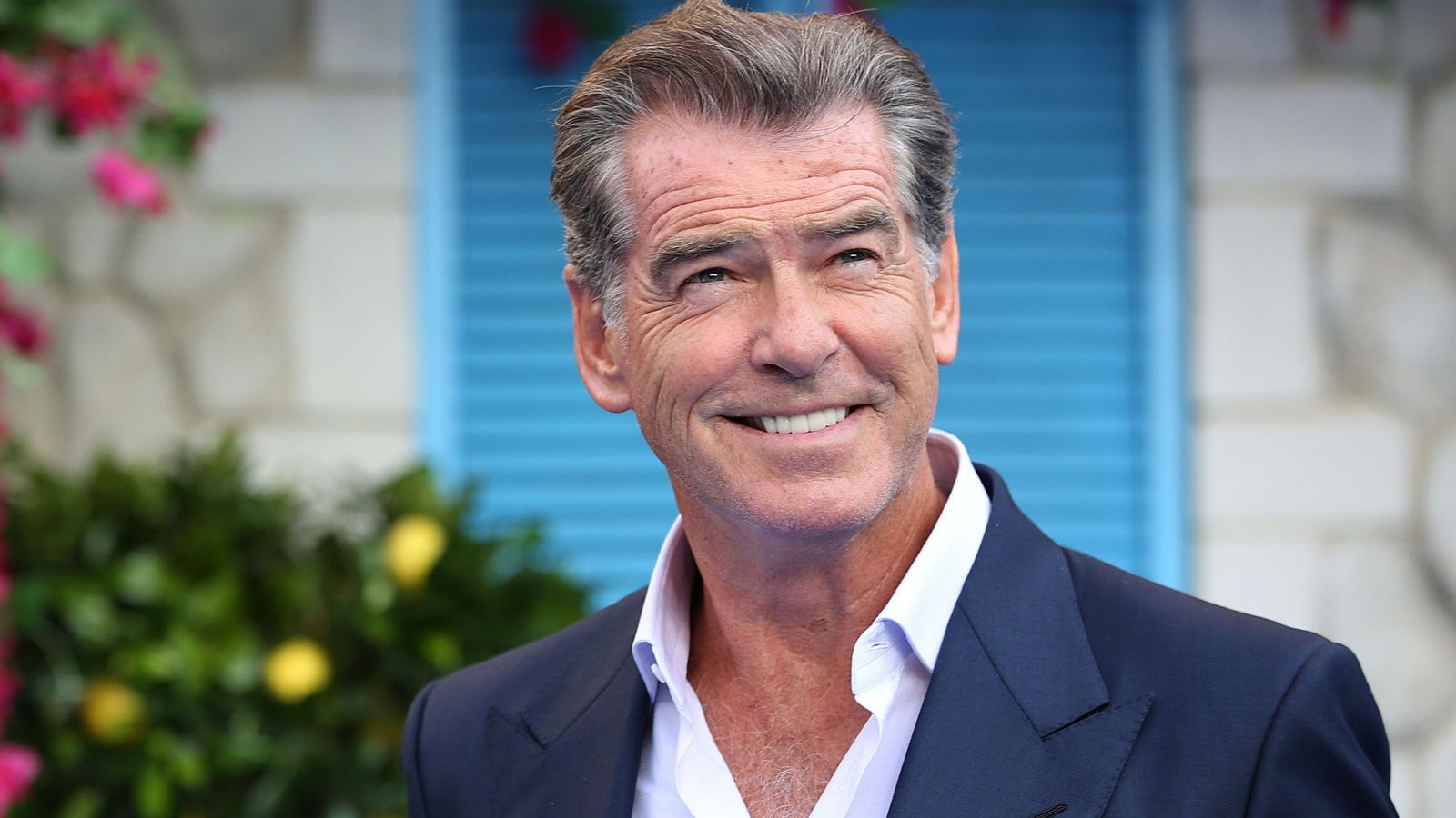 Foto: El actor Pierce Brosnan. (EFE)