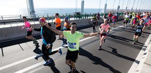 Post de Los ejecutivos españoles se recrean en el maratón de Nueva York