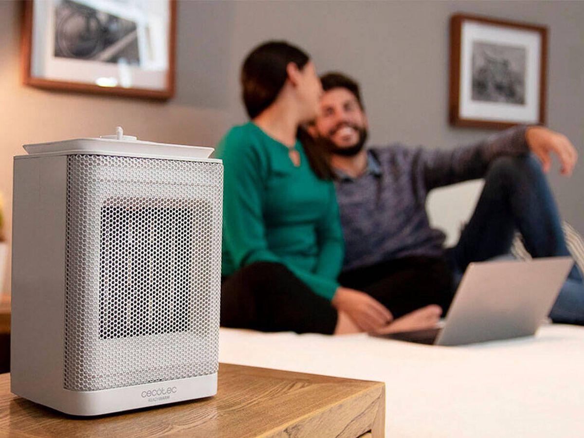 Foto: Chollos en calefactores Cecotec: las mejores ofertas y descuentos. Análisis y comparativa (Cecotec)