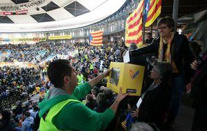 La ANC prepara un Gobierno provisional por si Rajoy interviene Cataluña