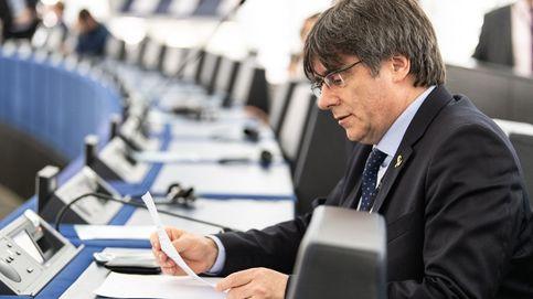 Un eurodiputado del grupo de Vox llevará el dosier sobre la inmunidad de Puigdemont