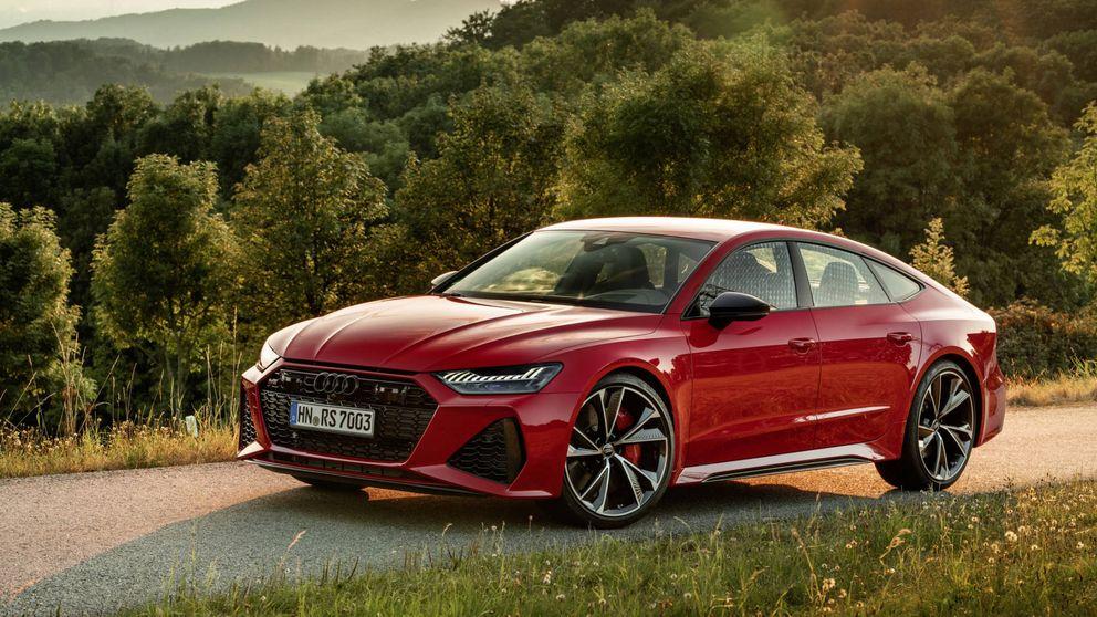 La autonomía del nuevo Audi A7 Sportback para tener etiqueta de coche ECO