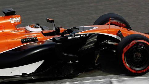 Ha sido el mejor día del año. McLaren tendrá más dinamita en Canadá