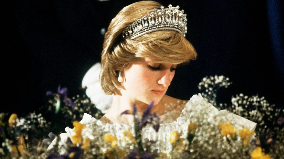 Foto:  Lady Di. (Getty)