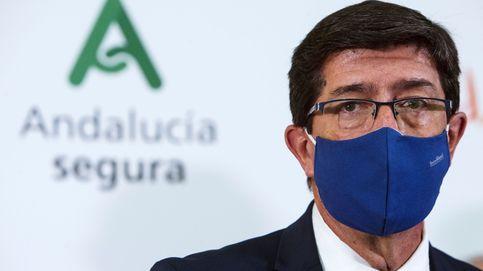 El vicepresidente andaluz se suma al PP y pide la dimisión de Grande-Marlaska