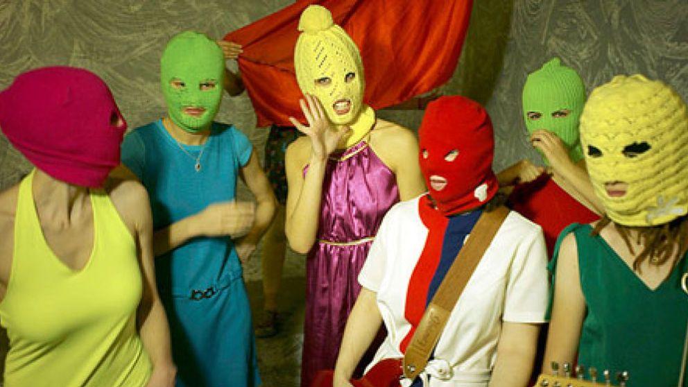 Las bandas de chicas que inspiraron a Pussy Riot, la pesadilla 'punk' de Putin