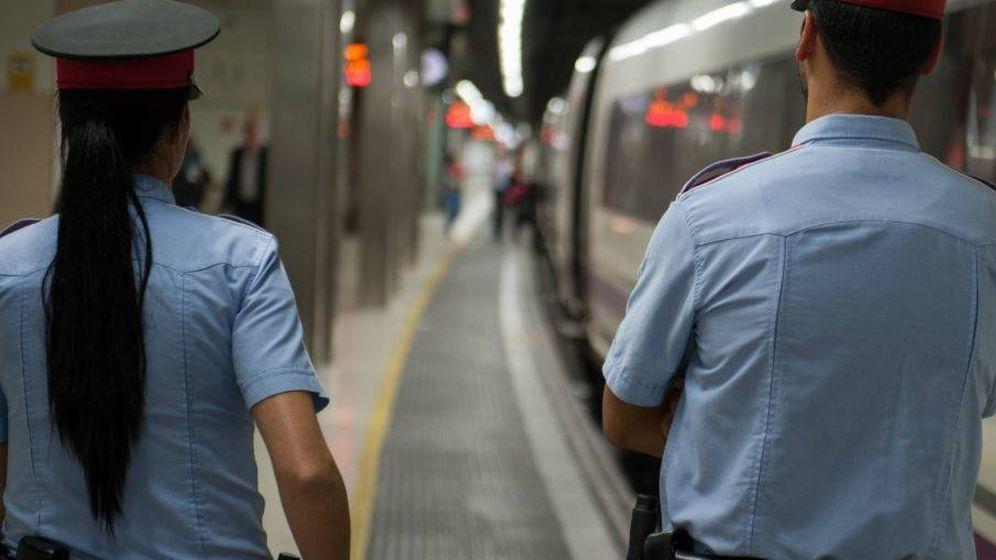 Foto: Las autoridades catalanas trabajan en la identificación de un hombre y una mujer como presuntos responsables. (Mossos d'Esquadra)