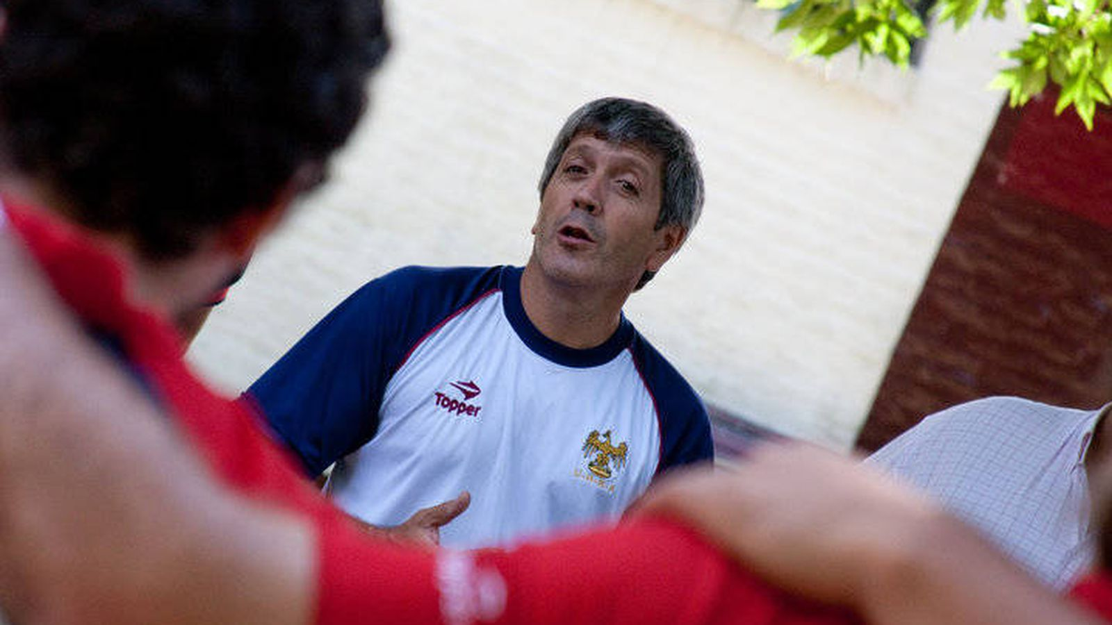Foto: En la imagen, Mario Barandarián.
