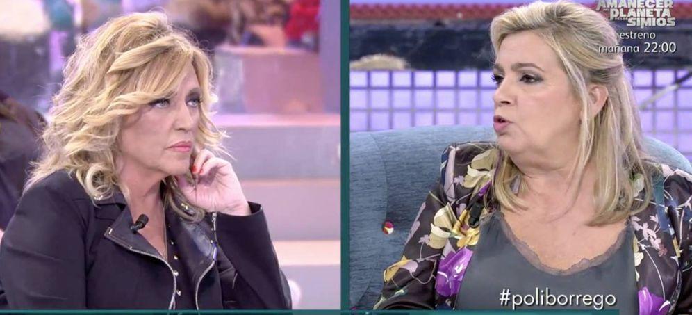 Foto: Algunos pensaron que Lydia se había pasado con el maquillaje