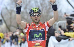 Valverde mantiene su vuelo este curso con una victoria en Roma