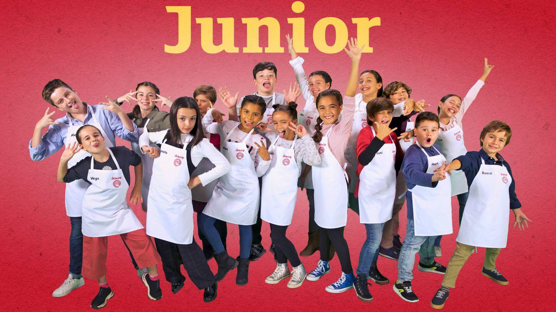 Vuelve 'MasterChef Junior 7': estos son los 16 aspirantes del programa de cocina infantil