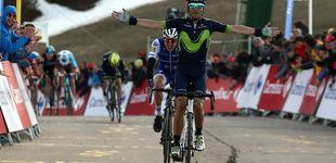 Post de Valverde se desquita de la sanción, gana y mete tiempo a Contador y Froome