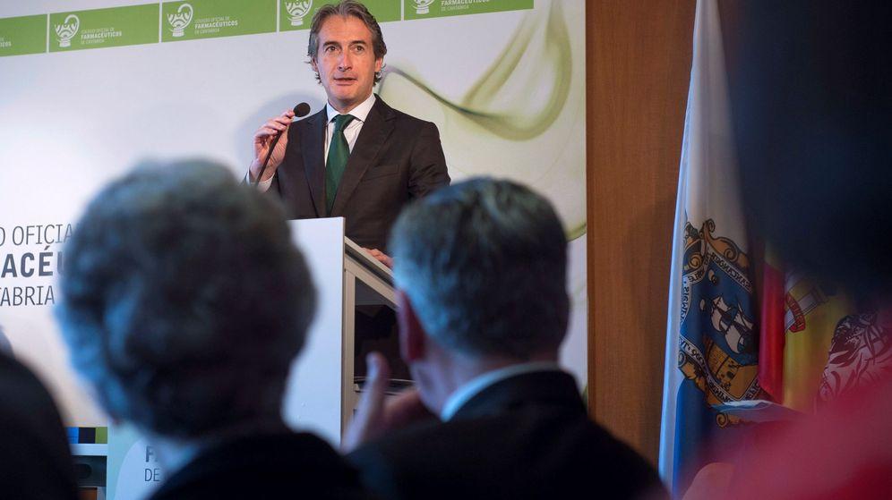 Foto: El ministro de Fomento, Íñigo de la Serna. (EFE)