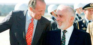 Post de Hussein de Jordania y el rey Juan Carlos, historia de una amistad (gamberra)