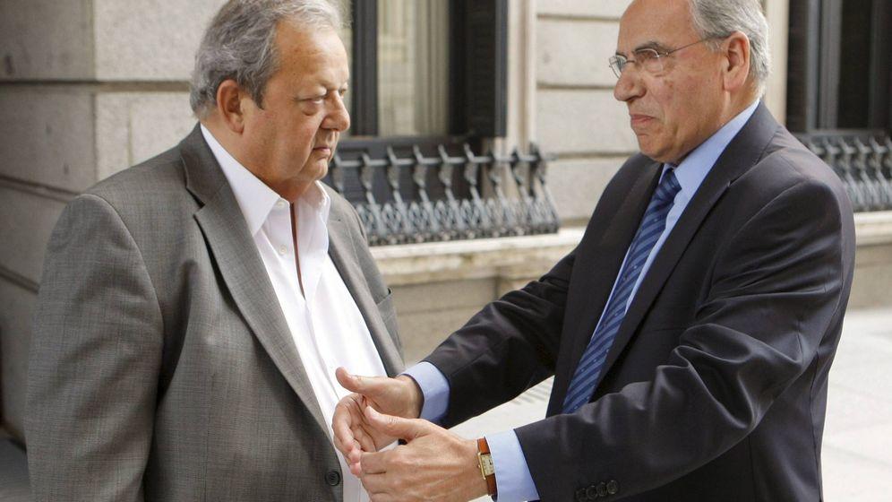 Foto: Muere Txiki Benegas, el socialista que marcó la historia de la política vasca