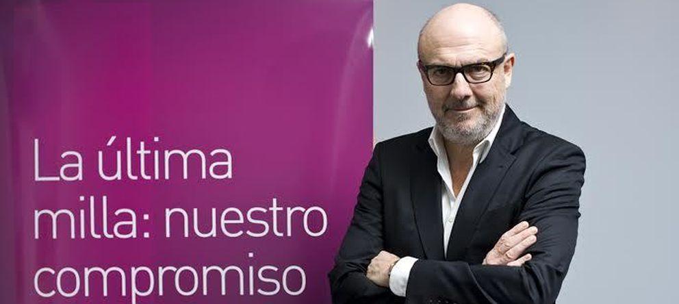 Foto: Manuel García Durán, presidente de Ezentis