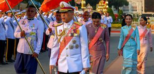 Post de El rey de Tailandia, el cumpleaños de su mujer y una vergonzosa decisión