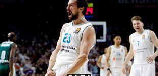Post de El Llull de siempre: su vuelta a lo grande enciende al Madrid ante Panathinaikos