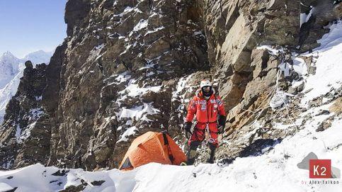 El rescate a dos compañeros de Alex Txikon en el histórico ascenso al K2