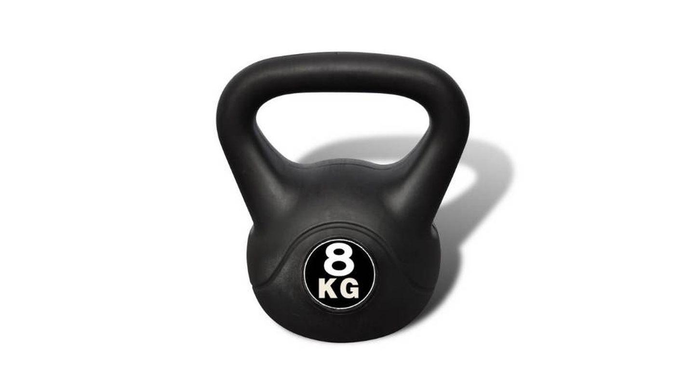 Kettlebell VidaXL de 8 kg