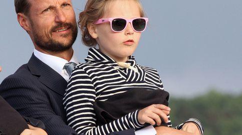 """El príncipe Haakon : """"Gracias a mis hijos sé apreciar el momento"""