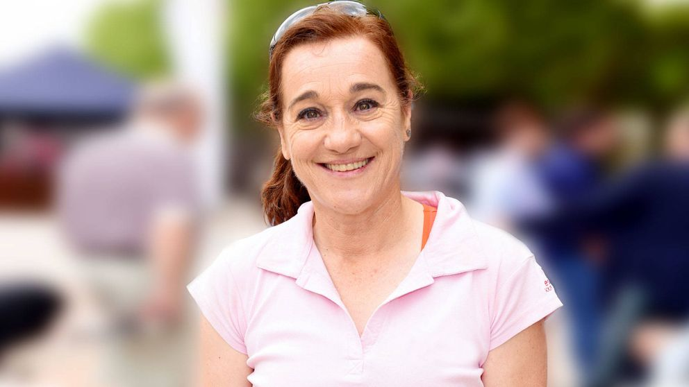 Blanca F. Ochoa, la mujer que aprendió a esquiar antes que a montar en bici y lloraba viendo 'Heidi'