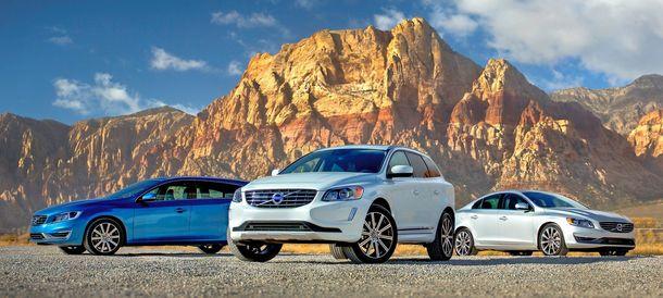 Foto: Volvo, una gama completa y ecológica