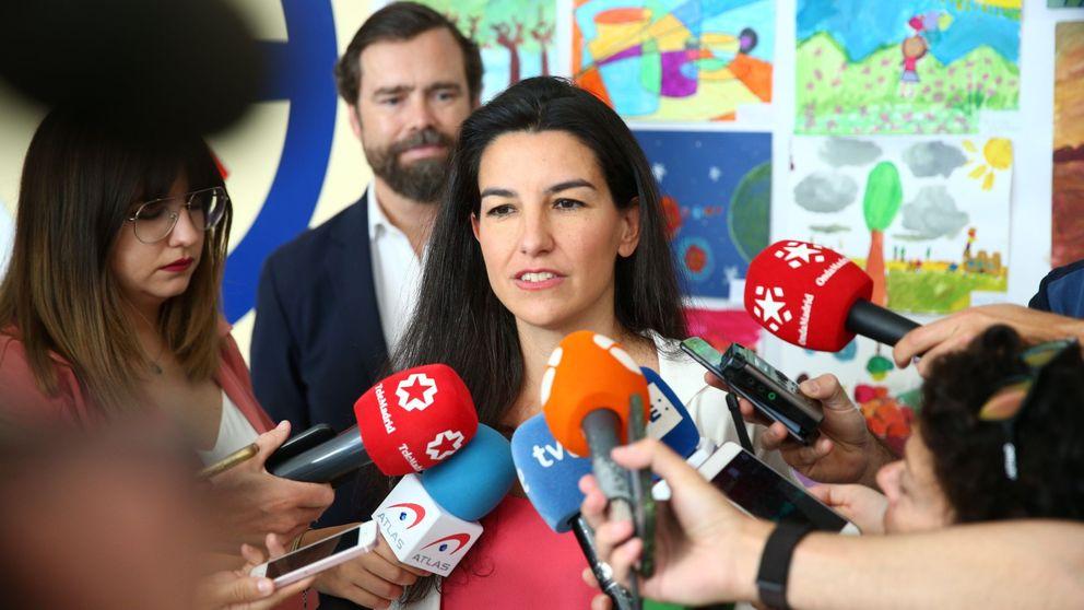 Monasterio insiste que Díaz Ayuso comprometió a cargos con Vox