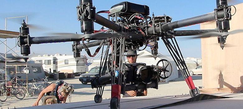 Foto: Rescates, lucha contra la caza furtiva... el día que los 'drones' conquistaron el mundo