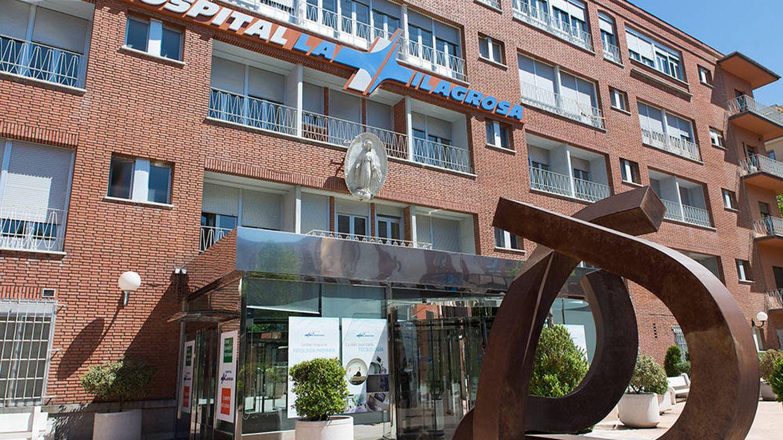 El Hospital La Milagrosa de Madrid, del grupo Vithas.