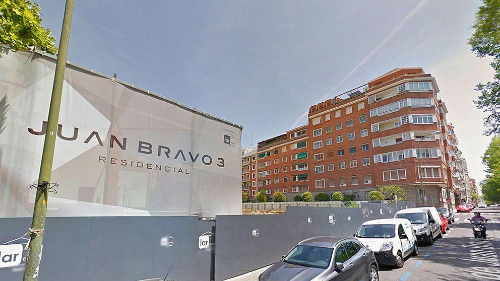 Juan Bravo 3, el proyecto residencial estrella de Madrid, se revaloriza un 7%