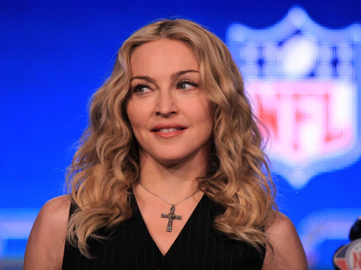 Foto:  Madonna. (Getty)