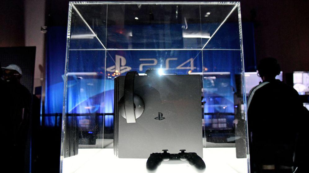 Foto: PlayStation 4 (Reuters)