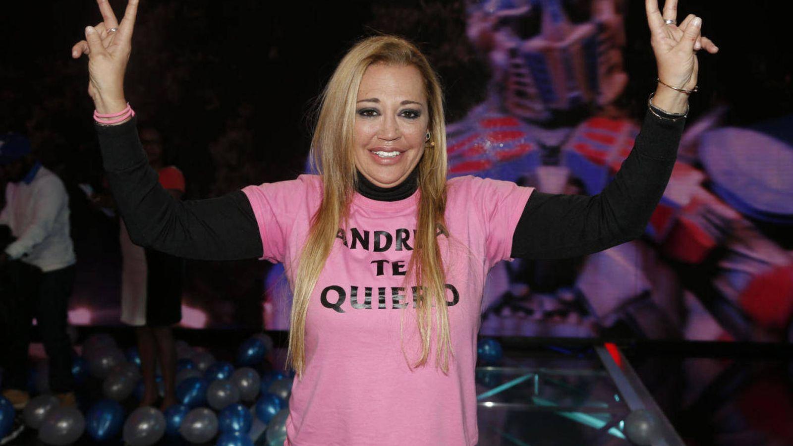 Foto: Belén Esteban, ganadora de 'GH VIP 4'