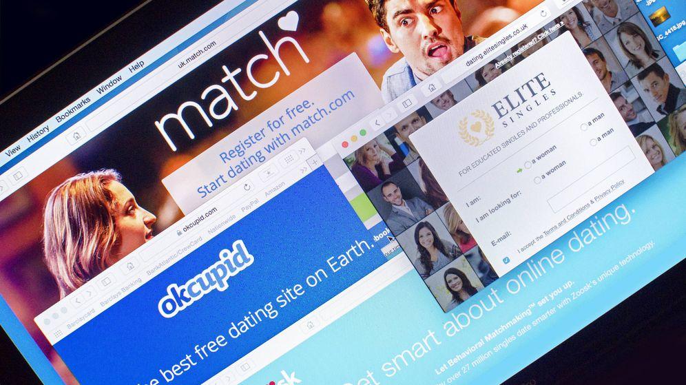 Foto: OkCupid comenzó su andadura en el mercado de las citas online en 2005. (iStock)